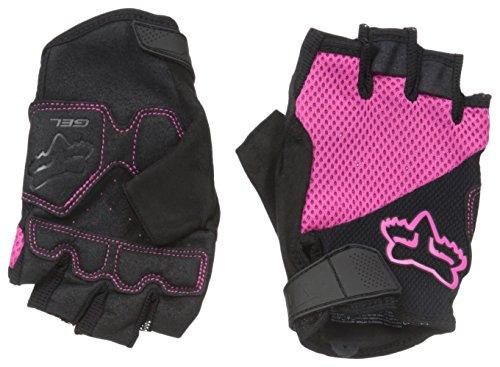 Fox Damen Handschuhe Reflex Short Gel, Pink, S, MTB15S-12683-170 (Gel Fox Reflex)