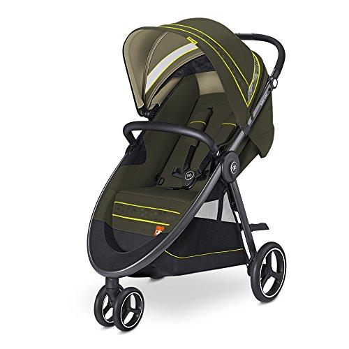 gb Gold Biris Air 3, Kinderwagen (bis 17 kg), lizard khaki