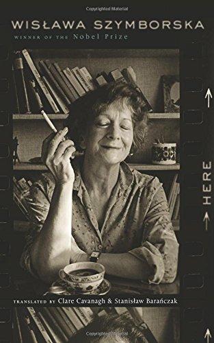 Here por Wislawa Szymborska