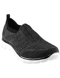 Skechers Empire-Inside Look, Zapatillas para Mujer