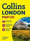 Collins London Streetfinder Map (Collins Map Street Finder)