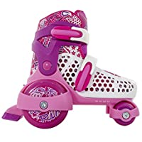 SFR Stomper Adjustable Skates, Unisex Children