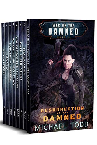 War of the Damned Boxed Set (Books 1-8), A