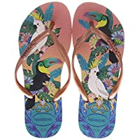 Havaianas Flip Flops Women Slim Tropical