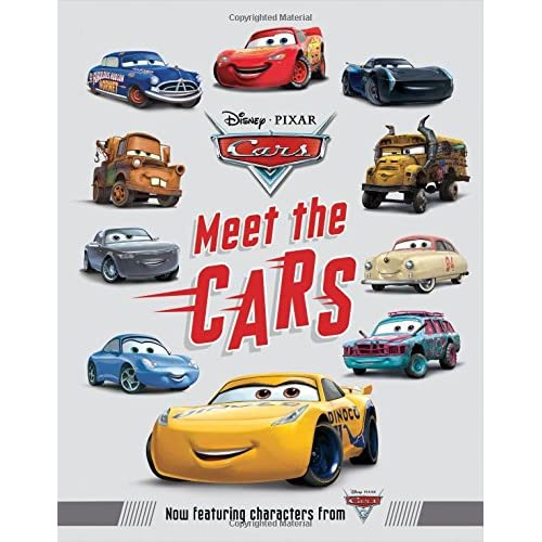 Disney/Pixar: Meet the Cars 1
