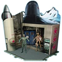 Doctor Who Cold War Time Zone Playset (Ice Warriors)