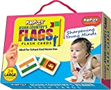 #6: Asian Country Flags Flash Cards [ Launching offer ]