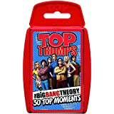 Top Trumps - The Big Bang Theory - Jeu de Bataille Version Anglaise