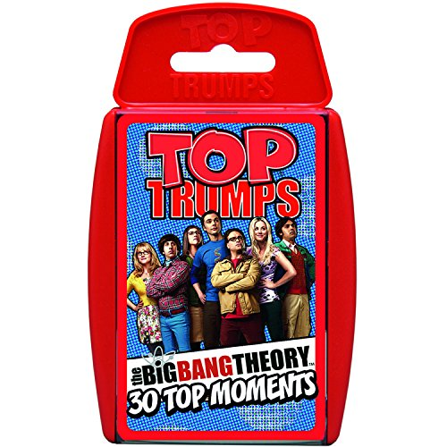 Top Trumps The Big Bang Theory Kartenspiel