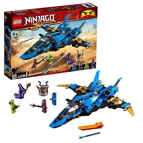 LEGO Ninjago - Caza Supersónico de Jay