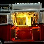 LIGHTAILING-Set-di-Luci-per-Volkswagen-T1-Camper-Van-Modello-da-Costruire-Kit-Luce-LED-Compatibile-con-Lego-10220-Non-Incluso-nel-Modello