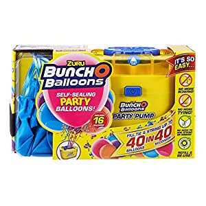 BUNCH O BALLOONS-La revolución para inflar los globos VU a la tele, B