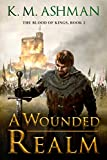 A Wounded Realm (The Blood of Kings Book 2) by K. M. Ashman