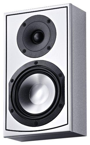 Canton GLE 410.2 Lautsprecher, 60 Watt, weiß (Paar)