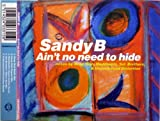 Ain't No Need to Hide - Sandy B