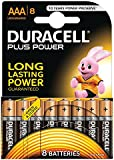 Duracell Duralock Plus Power AAA Pack of 8