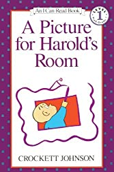 A Picture For Harold's Room (Turtleback School & Library Binding Edition) (I Can Read Books: Level 1) by Crockett Johnson (1985-10-01)