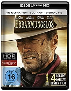 Erbarmungslos (4K Ultra HD + 2D-Blu-ray) (2-Disc Version) [Blu-ray]