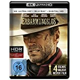 Erbarmungslos (4K Ultra HD + 2D-Blu-ray) (2-Disc Version)  [Blu-ray]