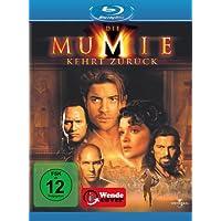 Die Mumie kehrt zurück [Blu-ray]