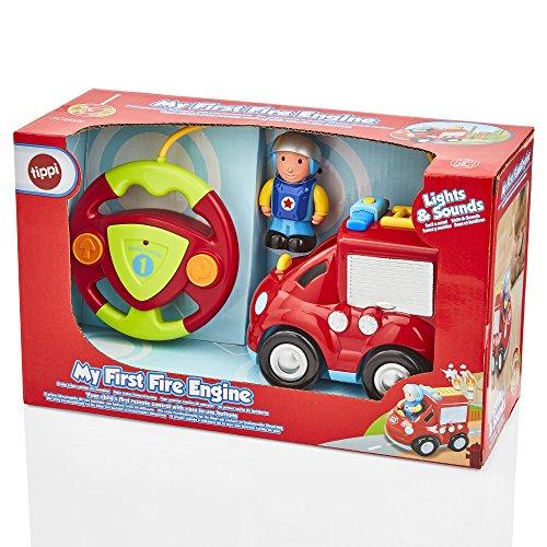 RC Auto kaufen Feuerwehr Bild 2: Tippi Mein erstes Fernsteuerungs-Feuerwehrauto*
