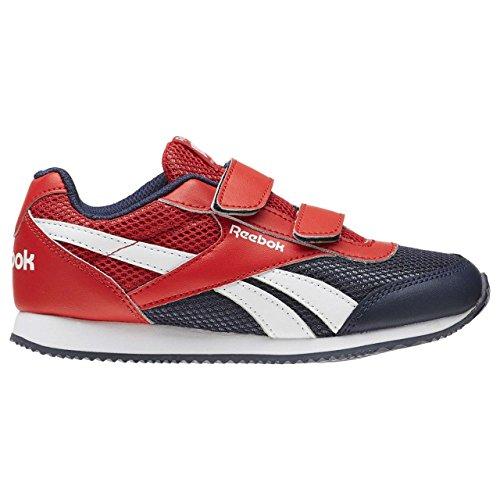 Reebok Bd4004, Sneakers trail-running garçon Bleu