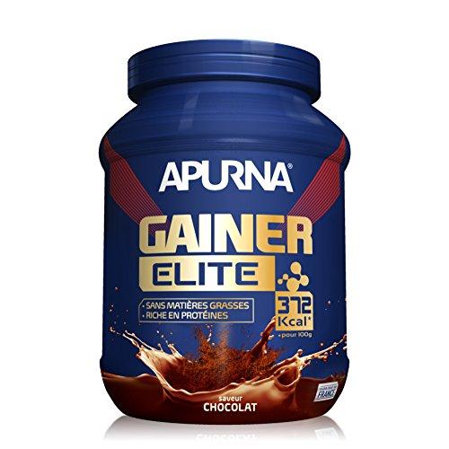 APURNA - GAINER ELITE CHOCOLAT - Poudre protéinée