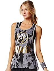Zumba Fitness Love Me Or Loose Me Soutien-gorge Femme Eat Grey