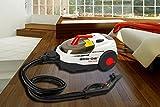 JOLTA® ECO Cleaner Dampfsauger 4,5 Bar Dampfreiniger & Staubsauger mit Wasserfilter + Dampfbügeleisen Thermocleaner Cleanstar