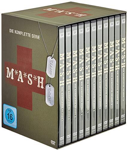 M*A*S*H - Die komplette Serie [33 DVDs]
