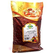 Izmir - Pul Biber - Chiliflocken Zubereitung - Aromatisch Scharf (1000g)