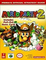 Mario Party 2 - Prima's Official Strategy Guide de Prima Development