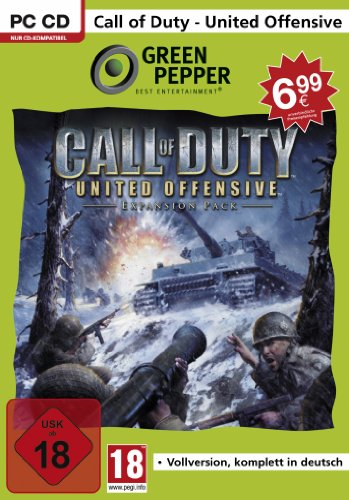 Call of Duty - United Offensive (Add-On) [Green Pepper]