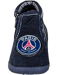 Chaussons PSG - Collection officielle Paris Saint Germain - Taille bébé garçon