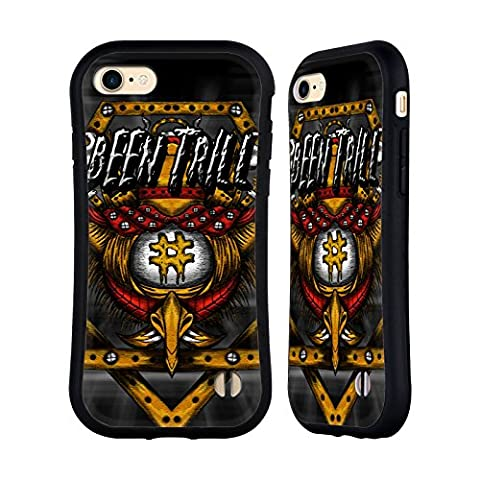 Official Been Trill Steam Punk Mixed Hybrid Case for Apple iPhone 7 / iPhone 8