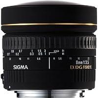 Sigma EX 3,5/8 fisheye DG C/AF Blitzgerät, Leitzahl:
