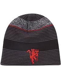 3105d099c0e1d A NEW ERA Gorro (Beanie) Pl Manchester United Fa18 Reversible Marl Knit  Gris