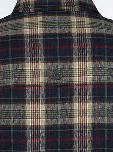 Zimtstern Herren Jacket Rezz Multicolor Check