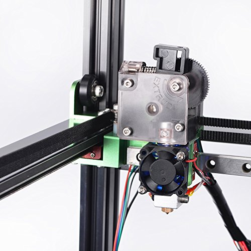 HD Neueste 3D Drucker East 3D Gecko Core XY Struktur diy mit heißem Bett - 4