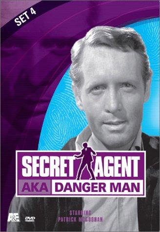 Secret Agent AKA Danger Man, Set 4 - 2 DVD [Import USA Zone 1]