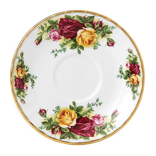 Old Country Roses by Royal Albert 11,5 cm mocca Untertasse Old Country Roses Bone China
