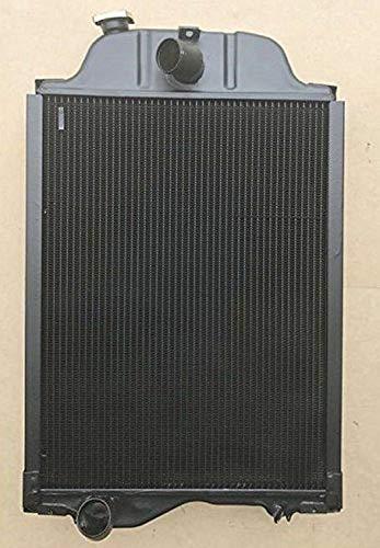 Kühler Wasserkühler für JOHN DEERE 2940, 2950, 3040, 3140, 3141, 3340 AL37566, AL31238 (John Deere Kühler)