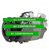 Gowe AC comrpessor für Auto Opel Astra 2.0DI 1998–2009/Zafira 2.0DTI 1999–20051854112244071192442201324464152685401393175877