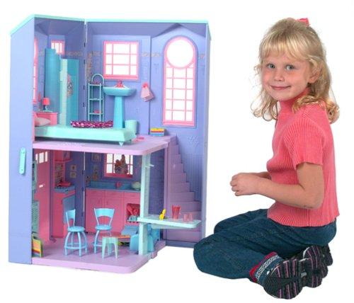 Mattel Barbie Talking Townhouse