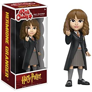 Funko 14071 Harry Potter 14071 Hermione Granger Rock Candy Figure, Multi Colour 5