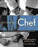 [Becoming a Chef] (By: Andrew Dornenburg) [published: November, 2003]