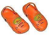 Unbekannt Clogs Disney Winnie the Pooh - Größe 31 Schuhe Schuh Sandalen Badeschuhe Hausschuh Pantoffel Kinder