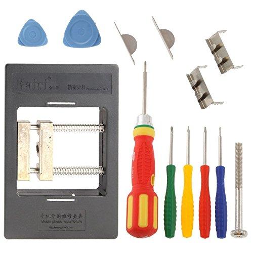 Clamp Fixture (Reparaturwerkzeuge 2 in 1 Handy professionelle Reparatur Motherboards Clamp Tool + BGA Fixture Einfach zu bedienen und zu reparieren.)