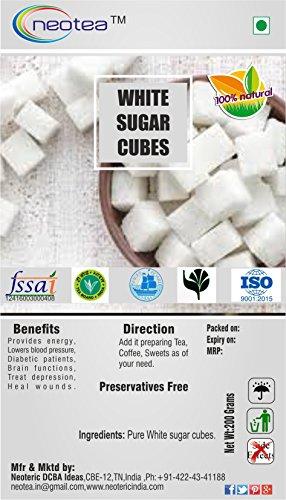 Neotea White Sugar Cubes