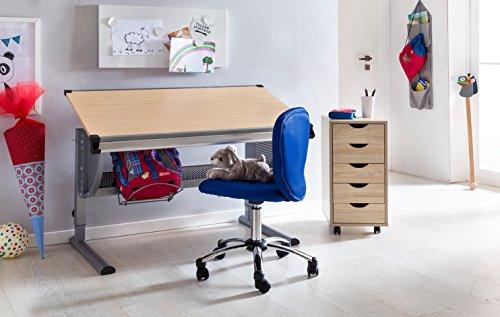 Sedie Da Scrivania Per Ragazzi : Amstyle anna sedia da scrivania per bambini dai anni in su